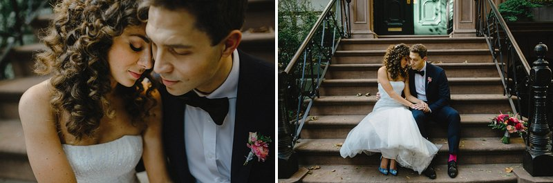 brooklyn heights stoop elopement