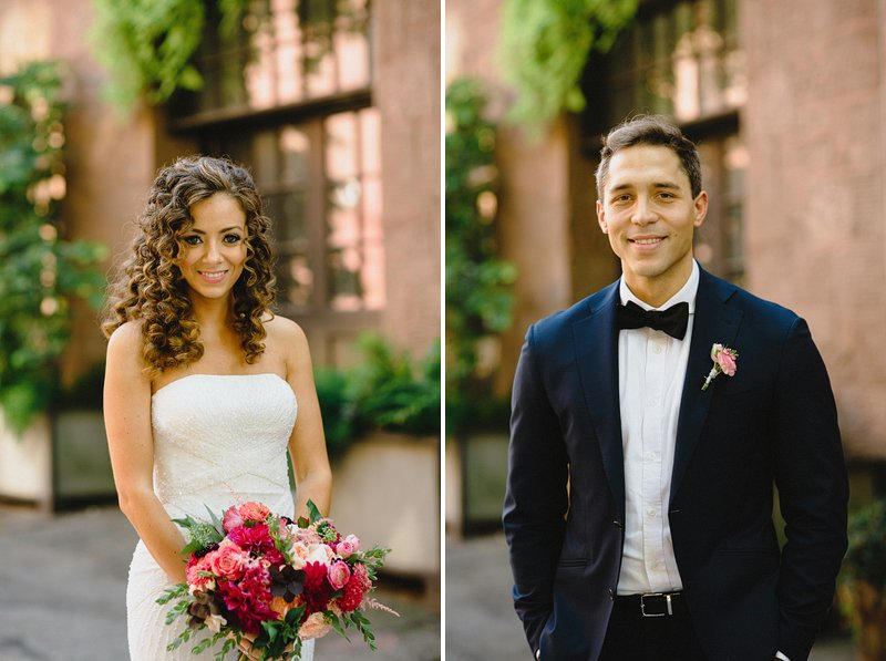 brooklyn heights alley elopement