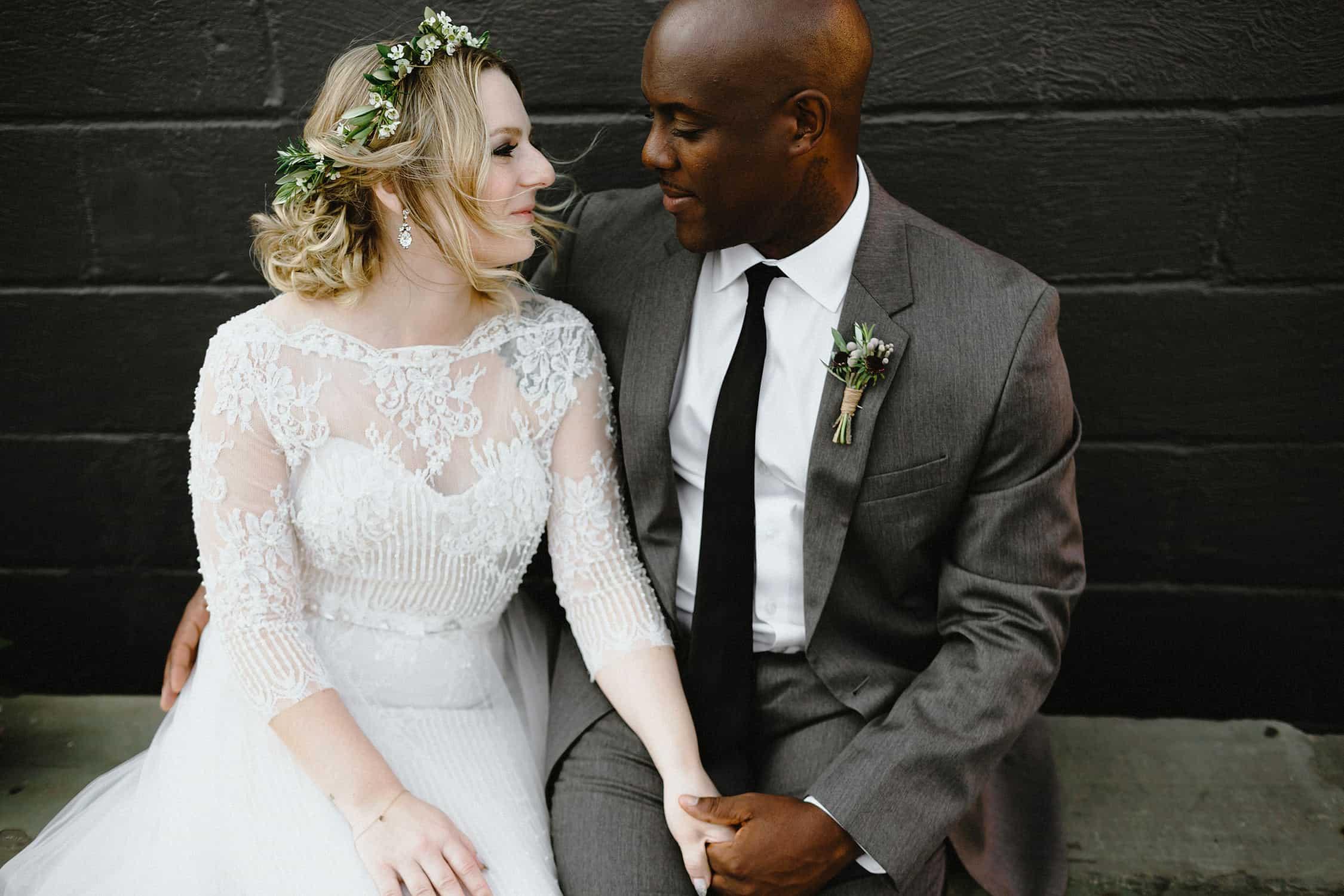 Danielle Desmond Wedding