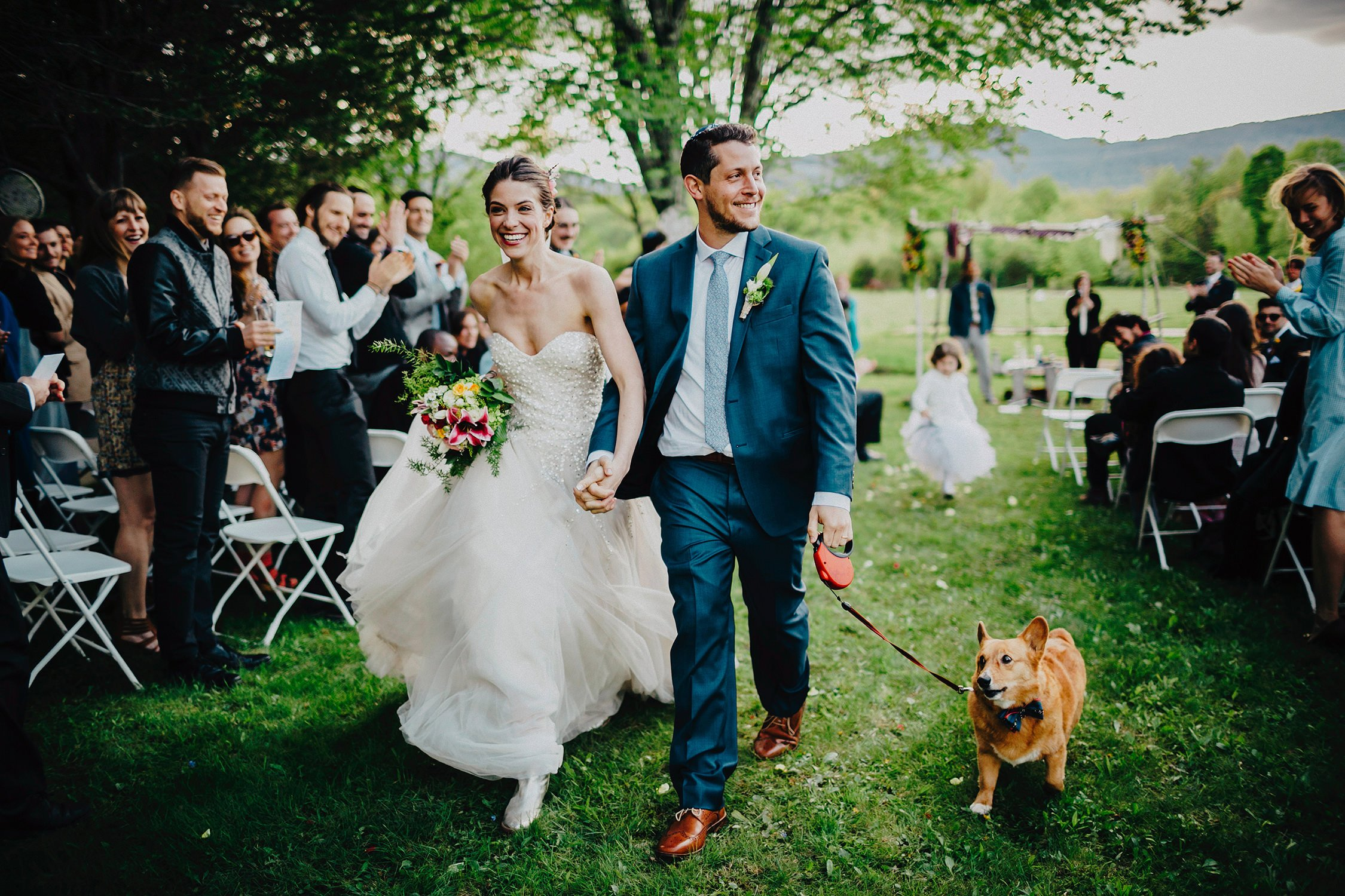 Kayti jake a spring wedding in the catskills the kaaterskill kayti jake wedding junglespirit