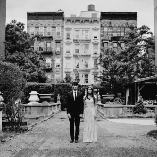 elizabeth street garden nyc wedding