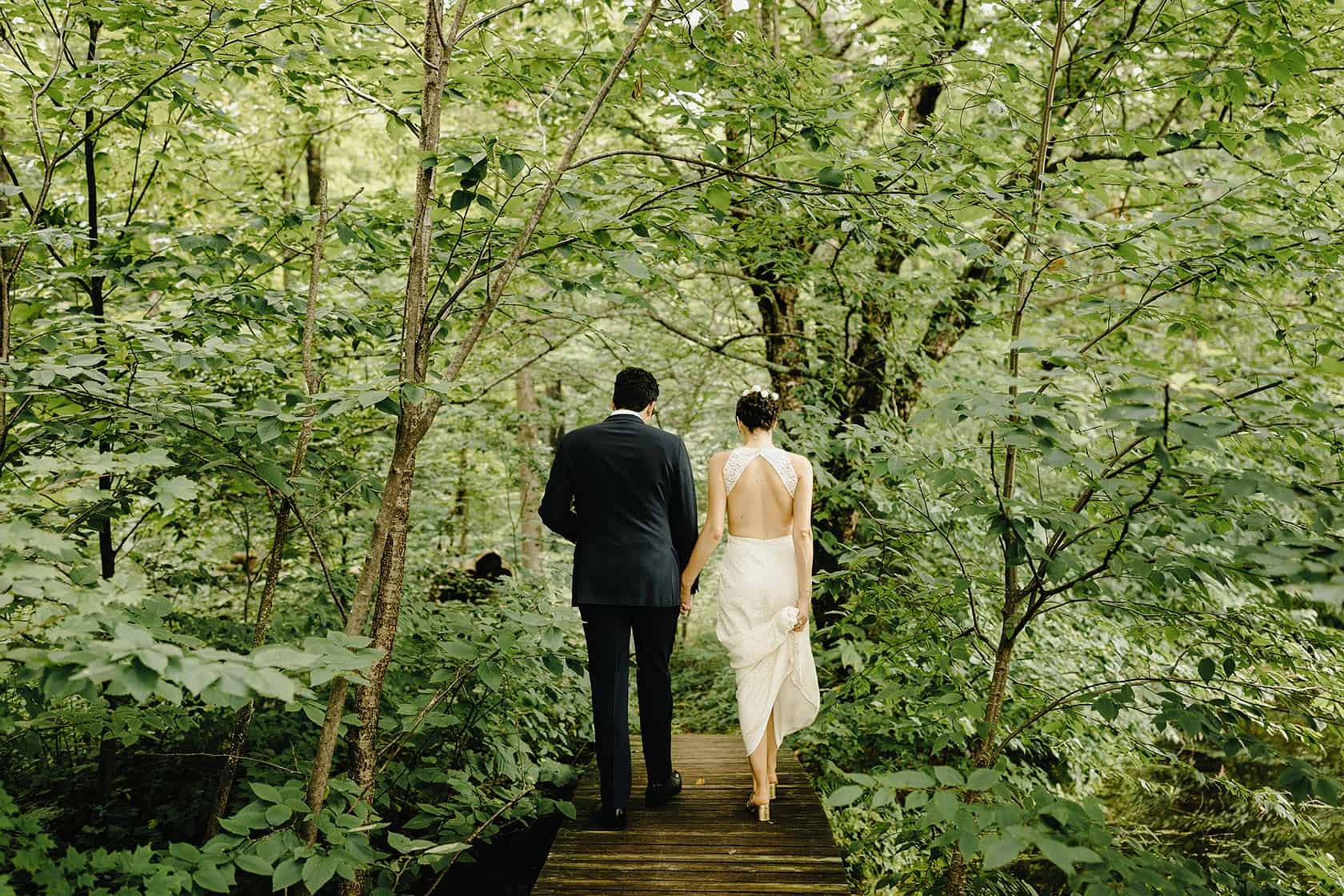 foxfire mountain house wedding