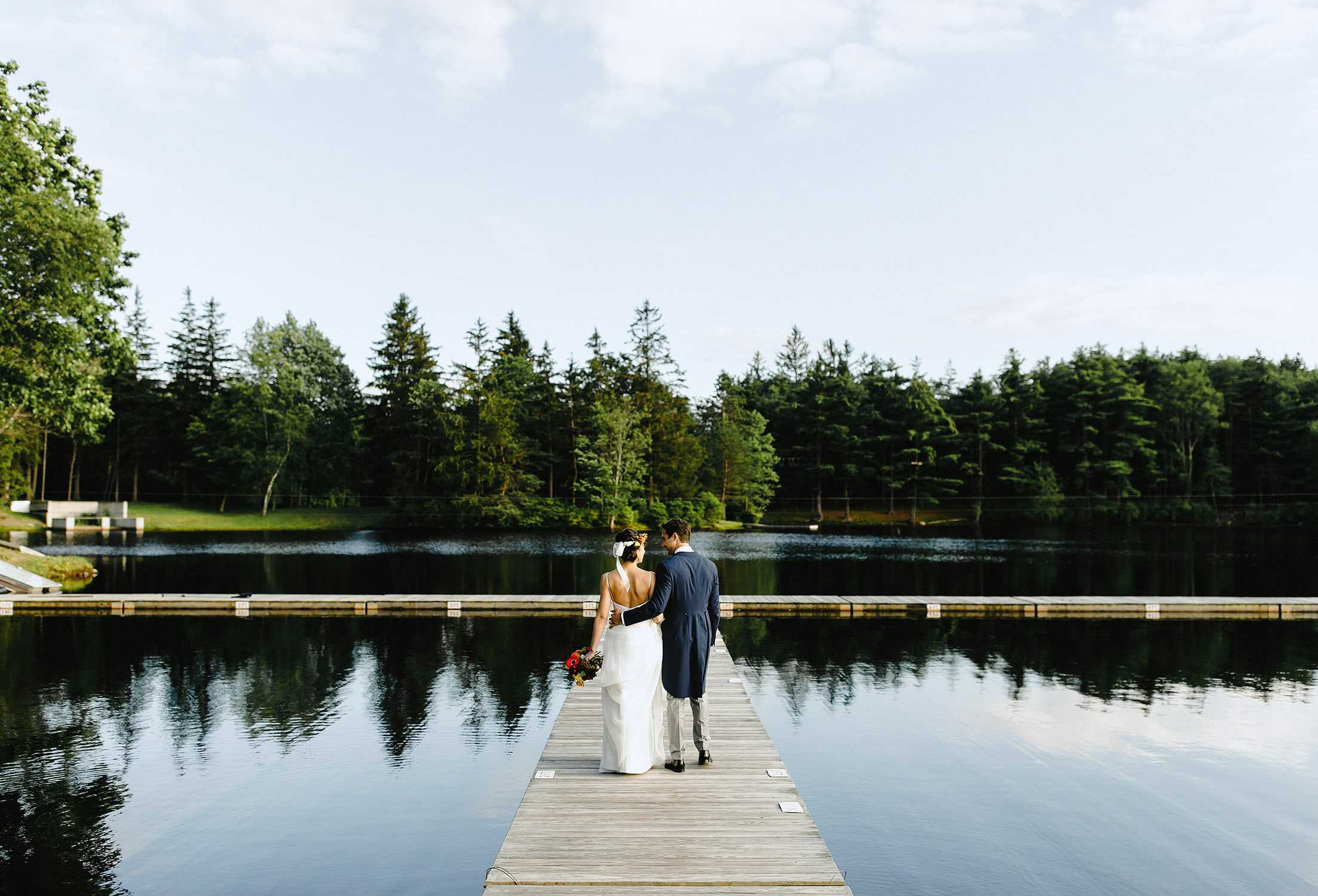 cedar lakes estate wedding summer