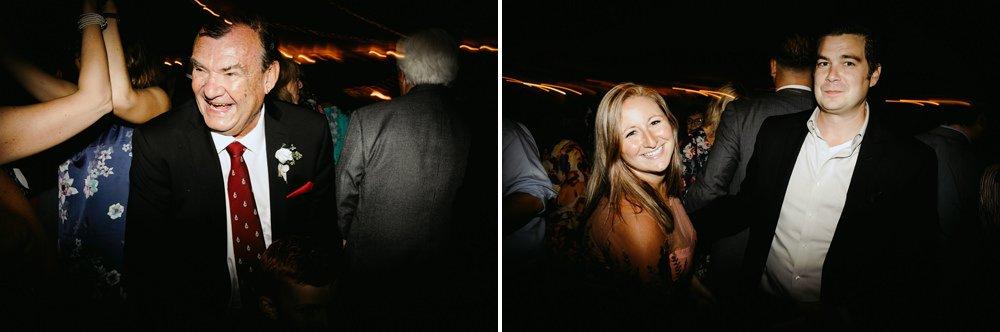 catskills tent wedding reception summer