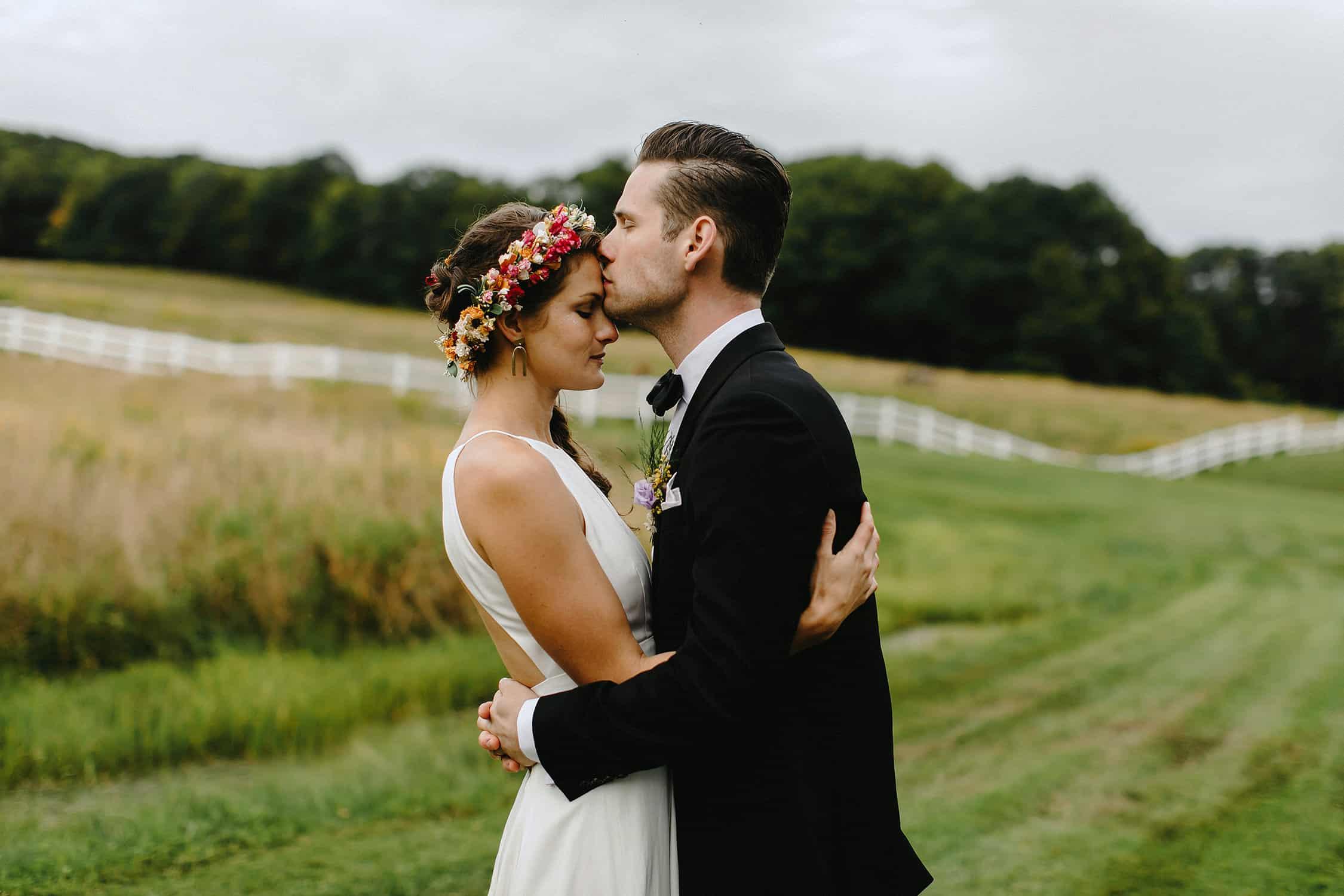 Boho Chic Catskills Wedding at Stone Tavern Farm