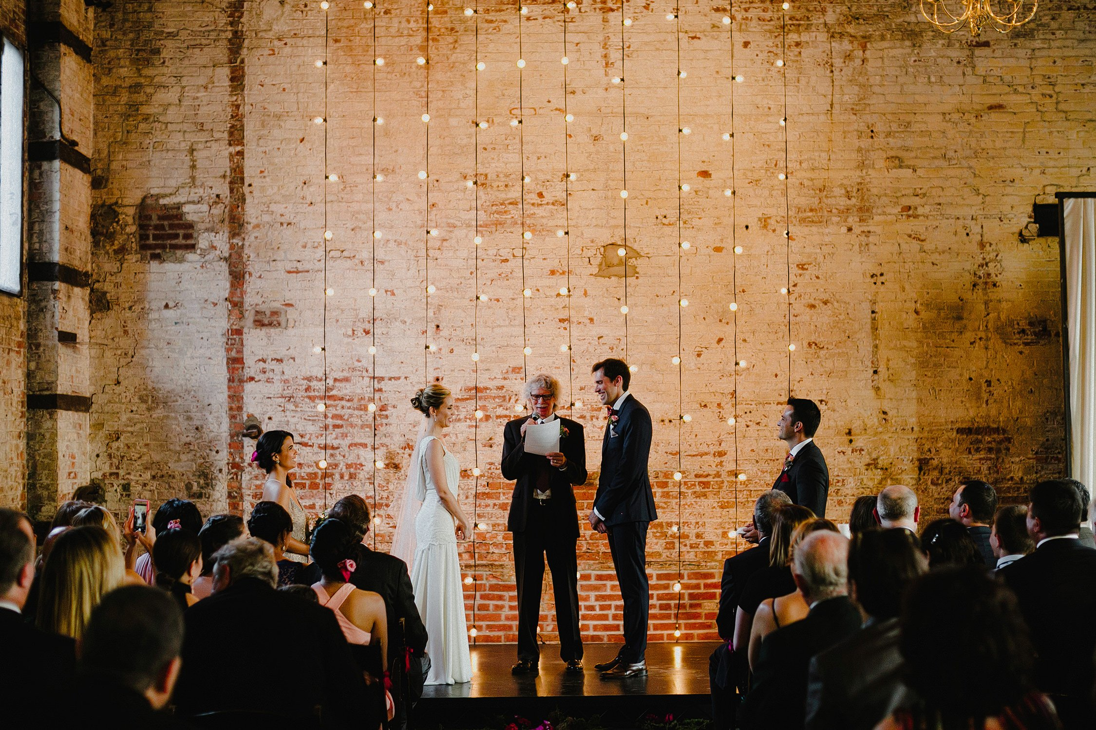 the green building brooklyn wedding venue