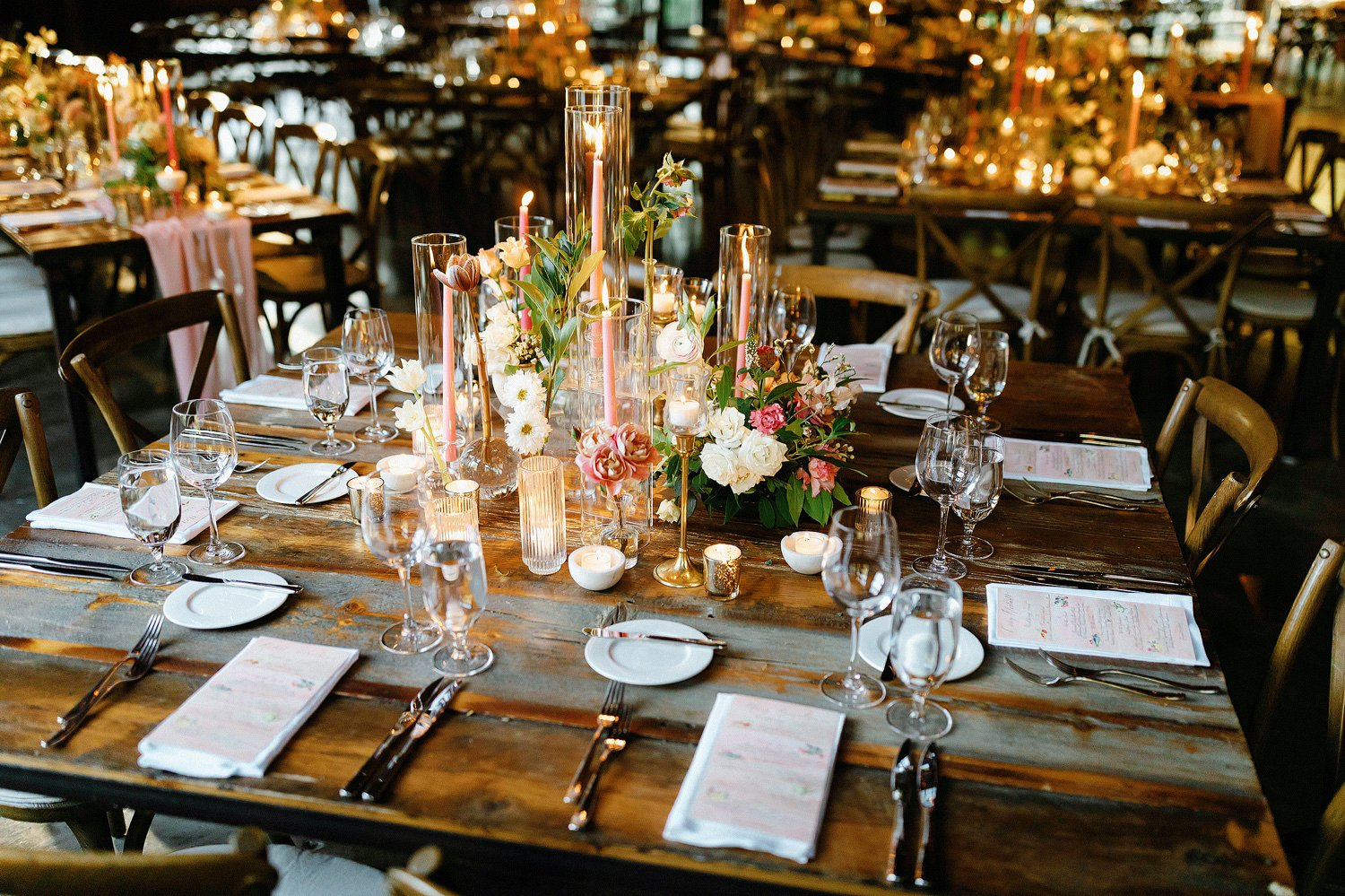 farmhouse chic wedding inspiration