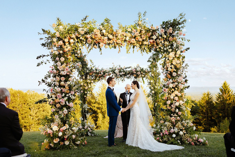 cedar lakes estate wedding ceremony