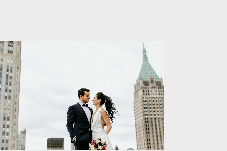 andaz hotel nyc wedding lev kuperman