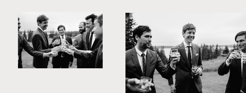north haven maine wedding