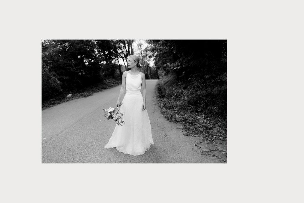 rustic new hampshire wedding