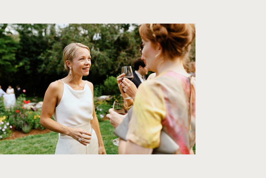 new hampshire summer wedding inspiration