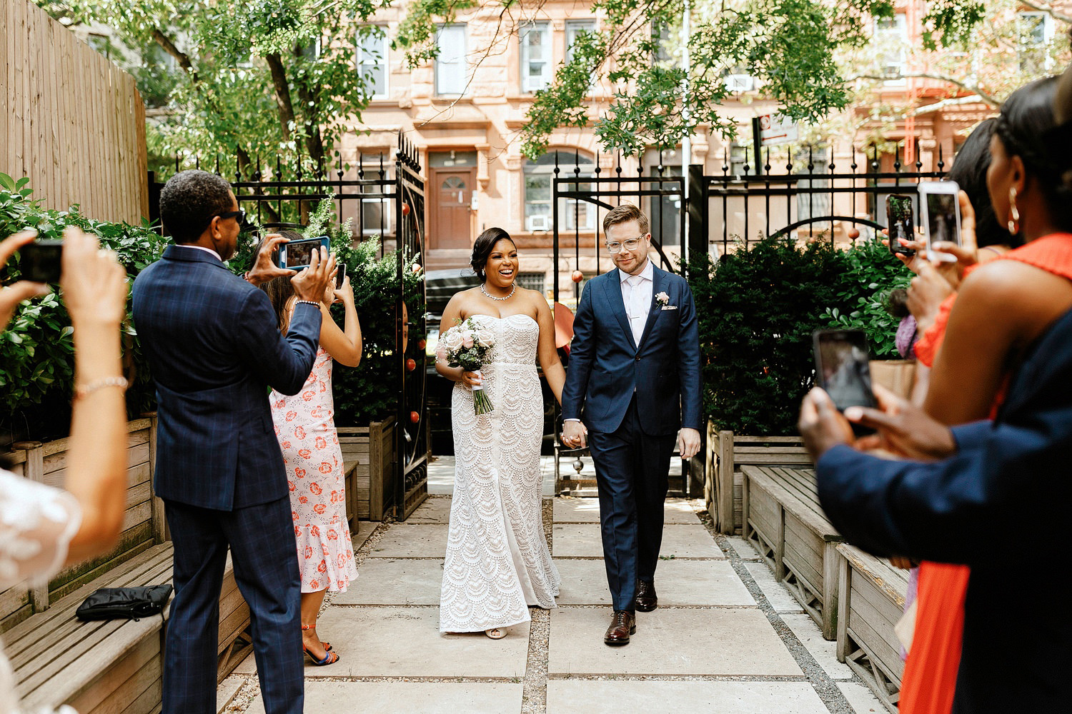 brooklyn elopement bed stuy