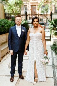 Monique Rob Wedding